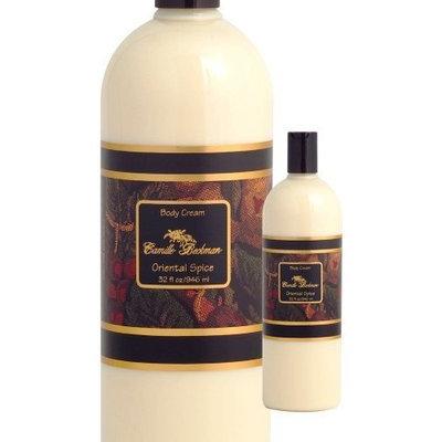 Camille Beckman Silky Body Moisturizing Cream, Oriental Spice, 8 Ounce