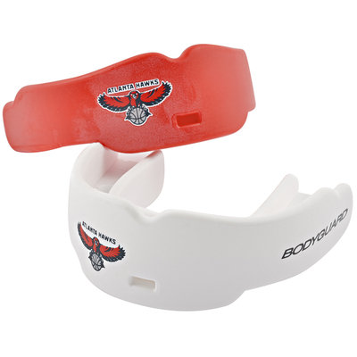 Bodyguard Pro NBA Youth Mouth Guard Team: Atlanta Hawks