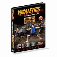 GoFit Yogaletics DVD Elite 45 Minute