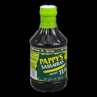 Pappy's Instant Tea Sassafras Concentrate