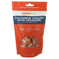 Naturebox Cinnamon Yogurt Mini Grahams 6 oz
