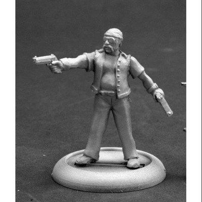 Stubbs, Biker Thug Chronoscope Miniature
