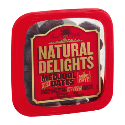 Bard Valley Natural Delights Medjool Dates