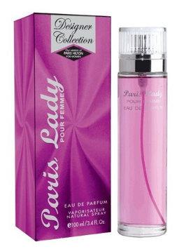 Luxury Perfume Designer Paris Lady(Parishilt) 3.4 OZ Womans Fragrance Spray