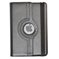 Bargain Tablet Parts Ipad Mini 360 Synthetic Rotating Case