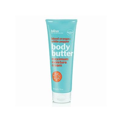 Bliss Blood Orange + White Pepper Body Butter