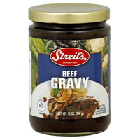 Streits Streit's Gravy, Beef, 12-Ounce Glass Bottle (Pack of 6)
