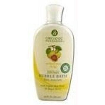 Organic Indulgence Bubble Bath,Og,Pear and Fig 10 oz