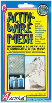 Activa Wire Mesh - ACTIVA PRODUCTS OF MASS, INC.
