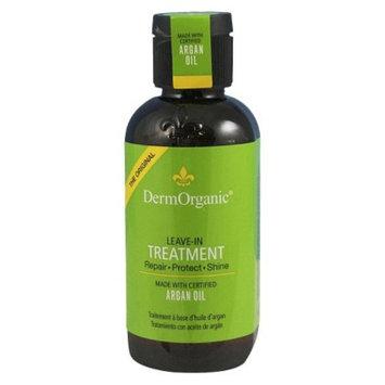Dermorganic Argan Oil Leave-In Hair Treatment - 4 oz