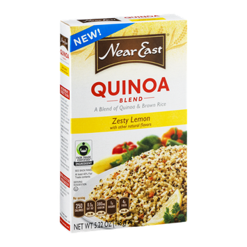 Near East Quinoa Blend Zesty Lemon