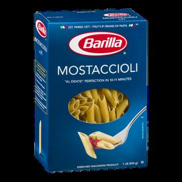 Barilla Pasta Mostaccioli