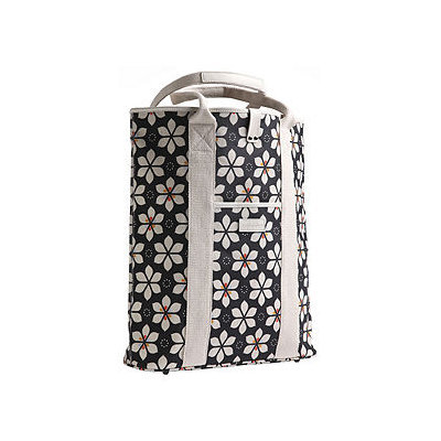 apple & bee weekender tote