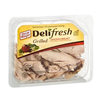 Oscar Mayer Deli Fresh Grilled Chicken Breast