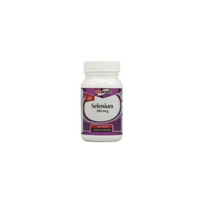 Vitacost Brand Vitacost Selenium SeLECT -- 200 mcg - 100 Capsules