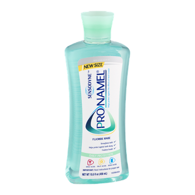 Sensodyne Proenamel Fluoride Rinse Daily Protection
