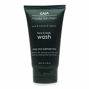 Gaia Made for Men Wash for Face and Body