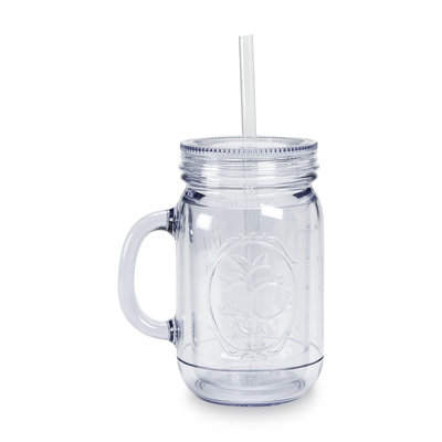 Aladdin 20-Ounce Classic Insulated Mason Tumbler Clear