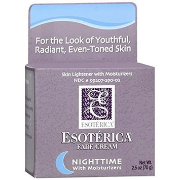 Esoterica Nighttime with Regular Moisturizer, 2.5 Ounce