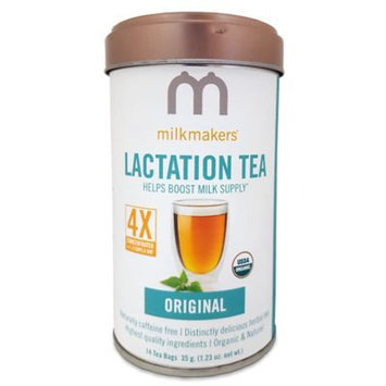 Milkmakers Original Lactation Tea - 14 Count