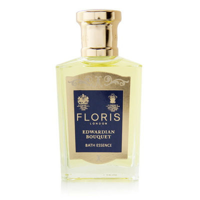 Floris Edwardian Bouquet by Floris London Bath Essence