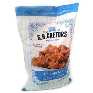 G.H. Cretors All Natural Chicago Mix Popped Corn 1 lb. 10 oz. Bag