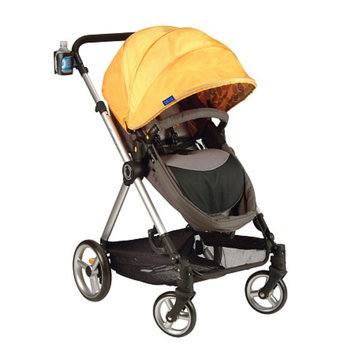 Contour Bliss 4-in-1 Baby Stroller - Yellow/Black