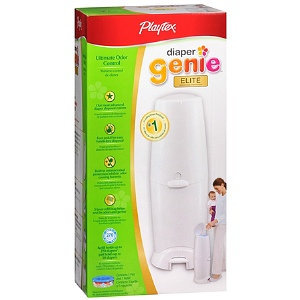 Playtex Diaper Genie Elite Advanced Diaper Disposal System