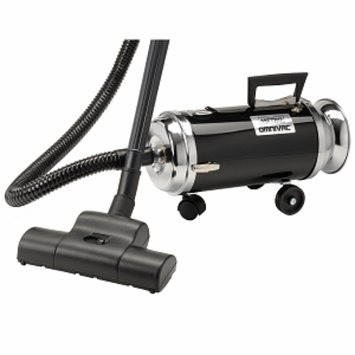 Metropolitan Vacuum Cleaners Black By Popular Demand Omnivac