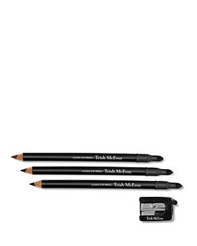 Trish McEvoy Classic Eyeliner Pencil with Sharpener