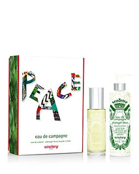 Sisley Paris Sisley-Paris Limited Edition Eau de Campagne Peace Set