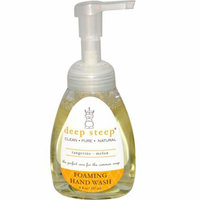 Deep Steep Organic Foaming Handwash Tangerine Melon 8 fl oz
