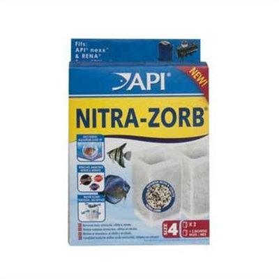 A.P.I. API Nitra-Zorb Size 4, 2-Count