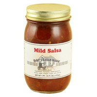 Byler's Relish House Homemade Amish Country Mild Salsa 16 oz.