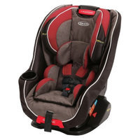 Graco Headwise 70 Convertible Car Seat featuring Safety Surround -