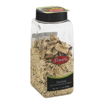 Streit's Quinoa with Mushrooms & Herbs