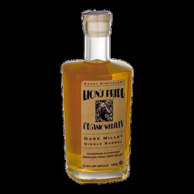 Koval Distillery Lion's Pride Organic Whiskey Dark Millet Single Barrel