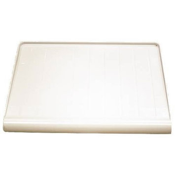 Sexauer-ge GE WR32X10457 Hotpoint Refrirator Cover Pan White