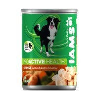 Iams™ Proactive Health Adult Chunks with Chicken In Gravy Dog Food