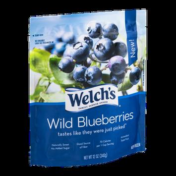 Welch's Wild Blueberries