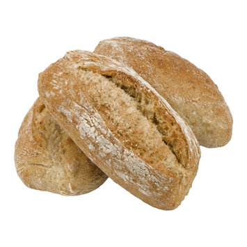 Cuisine de France Whole Wheat Country Rolls - 3 CT