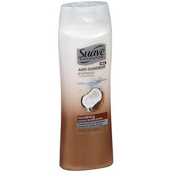 Suave Scalp Solutions Nourishing Coconut & Shea Butter Anti-Dandruff Shampoo