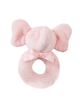 Ralph Lauren Childrenswear Baby Plush Elephant Rattle