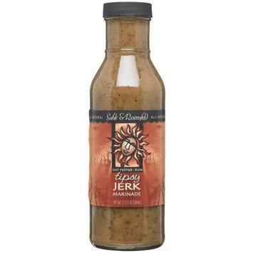 Sable and Rosenfeld Sable & Rosenfeld Hot Pepper Rum Tipsy Jerk Marinade, 11.5-Ounce Glass Jars (Pack of 6)