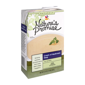 Nature's Promise Naturals Cream of Mushroom Soup
