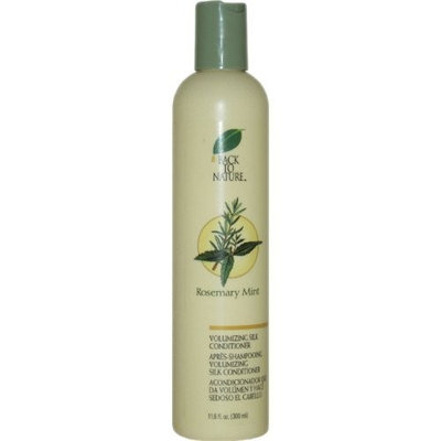 Back To Nature Rosemary Mint Volumizing Silk Conditioner, 11.6 Ounce