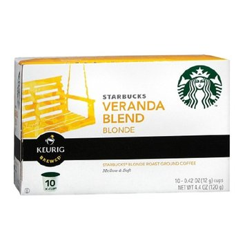 Starbucks Coffee Veranda Blend K-Cups