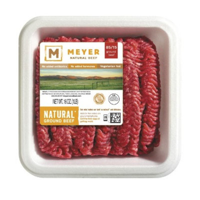 Giada de Laurentiis Meyer 85/15 Natural Ground Beef 16-oz.