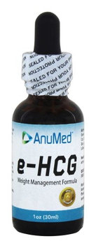 AnuMed Intl-e-HCG 1oz With Menu Book