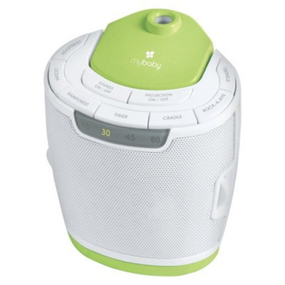 MyBaby by Homedics SoundSpa - Lullaby Relaxation Machine